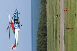 ゴンタさんが、新潟空港で撮影した新潟県消防防災航空隊 AW139の航空フォト(飛行機 写真・画像)