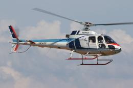 ゴンタさんが、新潟空港で撮影した中日本航空 AS350B Ecureuilの航空フォト(飛行機 写真・画像)