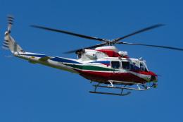 マックパパさんが、宮崎空港で撮影した鹿児島国際航空 412EPの航空フォト(飛行機 写真・画像)