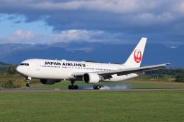North1973さんが、旭川空港で撮影した日本航空 767-346/ERの航空フォト(飛行機 写真・画像)