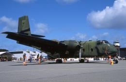 JAパイロットさんが、エディンバラ空軍基地で撮影したオーストラリア空軍 DHC-4 Caribouの航空フォト(飛行機 写真・画像)