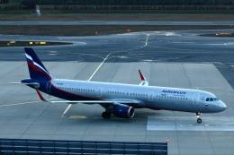S.Hayashiさんが、ウィーン国際空港で撮影したアエロフロート・ロシア航空 A321-211の航空フォト(飛行機 写真・画像)