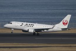 Sharp Fukudaさんが、羽田空港で撮影したジェイエア ERJ-170-100 (ERJ-170STD)の航空フォト(飛行機 写真・画像)