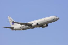 norimotoさんが、三沢飛行場で撮影したアメリカ海軍 P-8A (737-8FV)の航空フォト(飛行機 写真・画像)