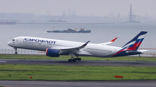 航空フォト:VP-BXD アエロフロート・ロシア航空 A350-900