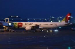 S.Hayashiさんが、アムステルダム・スキポール国際空港で撮影したTAPポルトガル航空 A321-212の航空フォト(飛行機 写真・画像)