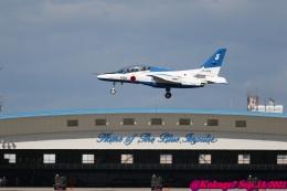 湖景さんが、松島基地で撮影した航空自衛隊 T-4の航空フォト(飛行機 写真・画像)