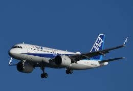 チャーリーマイクさんが、羽田空港で撮影した全日空 A320-271Nの航空フォト(飛行機 写真・画像)