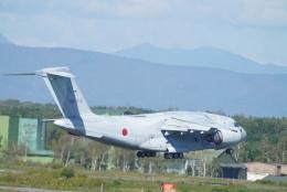 博タンさんが、千歳基地で撮影した航空自衛隊 C-2の航空フォト(飛行機 写真・画像)