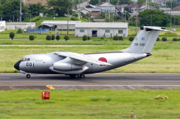 yabyanさんが、名古屋飛行場で撮影した航空自衛隊 C-1FTBの航空フォト(飛行機 写真・画像)