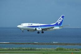 kumagorouさんが、那覇空港で撮影したANAウイングス 737-54Kの航空フォト(飛行機 写真・画像)