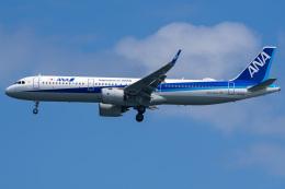 Tatsuya.Kさんが、羽田空港で撮影した全日空 A321-272Nの航空フォト(飛行機 写真・画像)