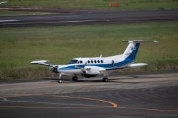 マックパパさんが、宮崎空港で撮影したダイヤモンド・エア・サービス 200T Super King Airの航空フォト(飛行機 写真・画像)