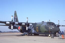 JAパイロットさんが、茨城空港で撮影した航空自衛隊 C-130H Herculesの航空フォト(飛行機 写真・画像)
