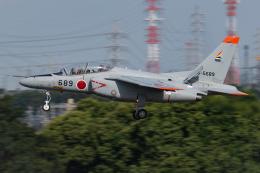 Tomo-Papaさんが、入間飛行場で撮影した航空自衛隊 T-4の航空フォト(飛行機 写真・画像)