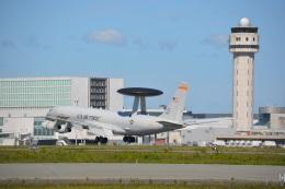 eagle-driver1998さんが、千歳基地で撮影したアメリカ空軍 E-3B Sentry (707-300)の航空フォト(飛行機 写真・画像)