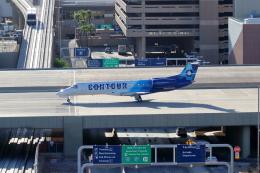 キャスバルさんが、フェニックス・スカイハーバー国際空港で撮影したコンツアー・アビエーション ERJ-135ERの航空フォト(飛行機 写真・画像)