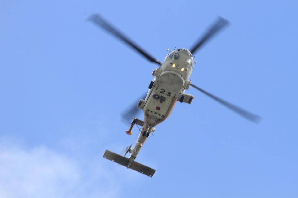 non-nonさんの海上自衛隊 Mitsubishi SH-60K (8423) 航空フォト