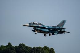あけみさんさんが、茨城空港で撮影した航空自衛隊 F-2Bの航空フォト(飛行機 写真・画像)