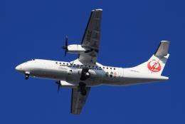キイロイトリさんが、伊丹空港で撮影した日本エアコミューター ATR 42-600の航空フォト(飛行機 写真・画像)