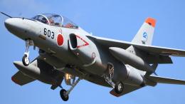 マクロス野郎さんが、岐阜基地で撮影した航空自衛隊 T-4の航空フォト(飛行機 写真・画像)