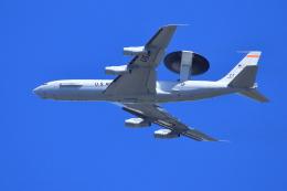 rjccさんが、千歳基地で撮影したアメリカ空軍 E-3B Sentry (707-300)の航空フォト(飛行機 写真・画像)