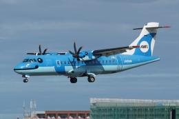 HEATHROWさんが、福岡空港で撮影した天草エアライン ATR 42-600の航空フォト(飛行機 写真・画像)