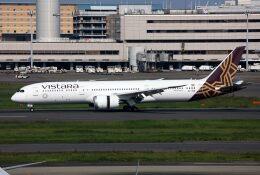 sin747さんが、羽田空港で撮影したビスタラ 787-9の航空フォト(飛行機 写真・画像)
