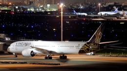 誘喜さんが、羽田空港で撮影したビスタラ 787-9の航空フォト(飛行機 写真・画像)