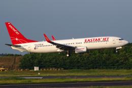 Tatsuya.Kさんが、成田国際空港で撮影したイースター航空 737-86Jの航空フォト(飛行機 写真・画像)