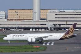 DBACKさんが、羽田空港で撮影したビスタラ 787-9の航空フォト(飛行機 写真・画像)