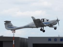 FT51ANさんが、八尾空港で撮影したアルファーアビエィション DA40 NG Diamond Starの航空フォト(飛行機 写真・画像)