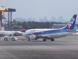 walker2000さんが、伊丹空港で撮影したANAウイングス 737-5L9の航空フォト(飛行機 写真・画像)