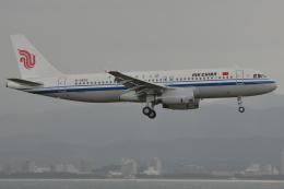 Deepさんが、関西国際空港で撮影した中国国際航空 A320-232の航空フォト(飛行機 写真・画像)