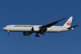 チャーリーマイクさんが、羽田空港で撮影した日本航空 777-346/ERの航空フォト(飛行機 写真・画像)