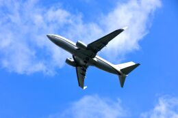 まいけるさんが、厚木飛行場で撮影したアメリカ海軍 C-40A Clipper (737-7AFC)の航空フォト(飛行機 写真・画像)