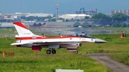 ハミングバードさんが、名古屋飛行場で撮影した航空自衛隊 F-2Aの航空フォト(飛行機 写真・画像)