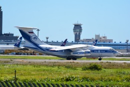 LEGACY-747さんが、成田国際空港で撮影したヴォルガ・ドニエプル航空 Il-76TDの航空フォト(飛行機 写真・画像)