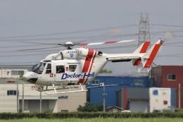 Hii82さんが、八尾空港で撮影した四国航空 BK117B-1の航空フォト(飛行機 写真・画像)