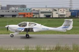 Hii82さんが、八尾空港で撮影した日本法人所有 DA40 NG Diamond Starの航空フォト(飛行機 写真・画像)