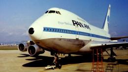 パンアメリカン航空 イメージ