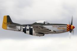 キャスバルさんが、ミラマー海兵隊航空ステーション で撮影したWAGNER P-51 CORP P-51D Mustangの航空フォト(飛行機 写真・画像)