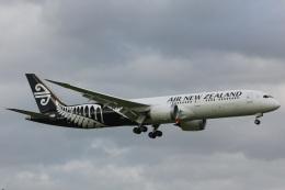 かっちゃん✈︎さんが、成田国際空港で撮影したニュージーランド航空 787-9の航空フォト(飛行機 写真・画像)