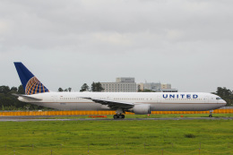 かっちゃん✈︎さんが、成田国際空港で撮影したユナイテッド航空 767-424/ERの航空フォト(飛行機 写真・画像)