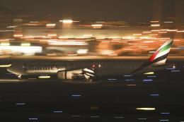 Sharp Fukudaさんが、羽田空港で撮影したエミレーツ航空 777-31H/ERの航空フォト(飛行機 写真・画像)