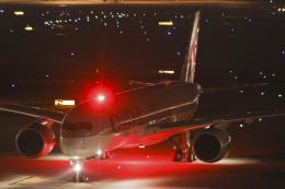 Sharp Fukudaさんが、羽田空港で撮影したカタール航空 A350-941の航空フォト(飛行機 写真・画像)