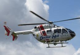 チャーリーマイクさんが、東京ヘリポートで撮影した東邦航空 BK117C-2の航空フォト(飛行機 写真・画像)
