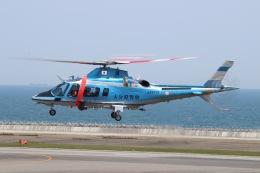 OIT_ぐっちさんが、大分空港で撮影した大分県警察 A109E Powerの航空フォト(飛行機 写真・画像)