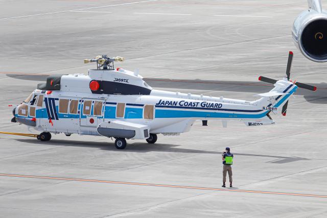 航空フォト:JA697A エアバス・ヘリコプターズ・ジャパン H225