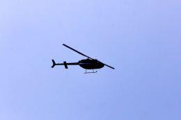 まいけるさんが、厚木飛行場で撮影した日本個人所有 505 Jet Ranger Xの航空フォト(飛行機 写真・画像)